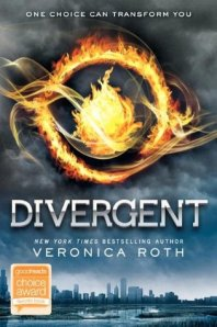 Divergent by Veronica Roth. Katherine Tegen Books. 487 pp.
