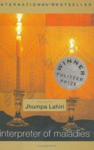 Interpreter of Maladies by Jhumpa Lahiri. Houghton Mifflin Harcourt. 198 pp.