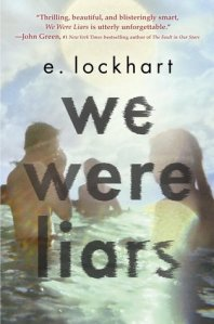 We Were Liars by E. Lockhart. Delacorte. 227 pp.