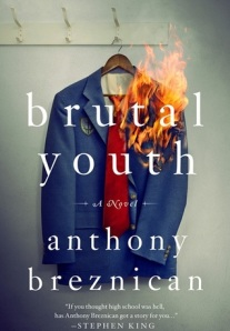 Brutal Youth by Anthony Breznican. Thomas Dunne Books. 416 pp.