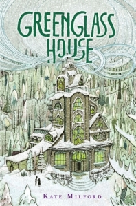 Greenglass House by Kate Milford. Clarion Books. 384 pp.