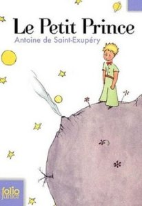 The Little Prince, written & illustrated by Antoine de Saint-Exupéry. Scholastic. 111 pp.