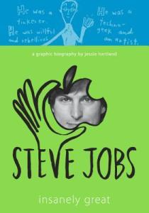 Steve Jobs: Insanely Great by Jessie Hartland. Schwartz & Wade. 240 pp.