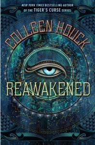 Reawakened by Colleen Houck. Delacorte Press. 400 pp.