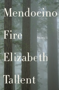 Mendocino Fire by Elizabeth Tallent. 272 pp. Harper.