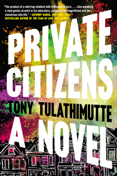 Private Citizens cover
